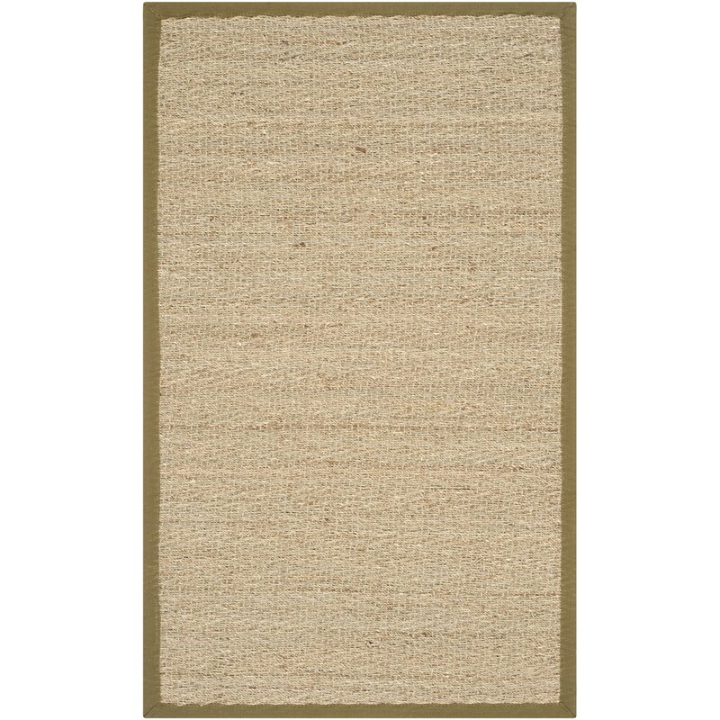 Beachcrest Home Copple Natural Rug