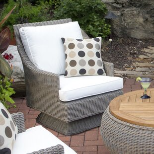 Cayman Islands Patio Chair with Cushion