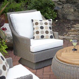 Cayman Islands Patio Chair with Cushion