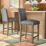 Bagnell Bar & Counter Stool (Set of 2) by Three Posts