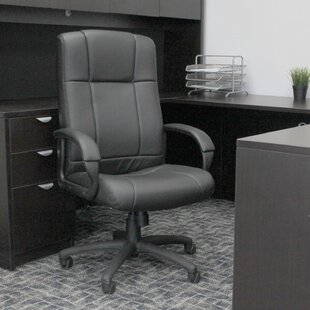 Deals Pasko Executive Chair by Symple Stuff Reviews (2019) & Buyer's Guide