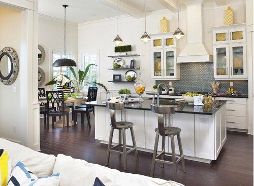 90+ Eclectic, Kitchen Design Ideas | Wayfair