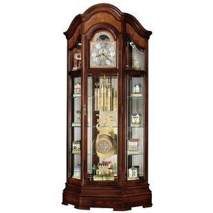 Majestic II Curio Grandfather Clock