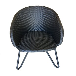 Circle Patio Dining Chair by 100 Essentials