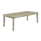 Sharma Transitional Extendable Dining Table by Charlton Home®