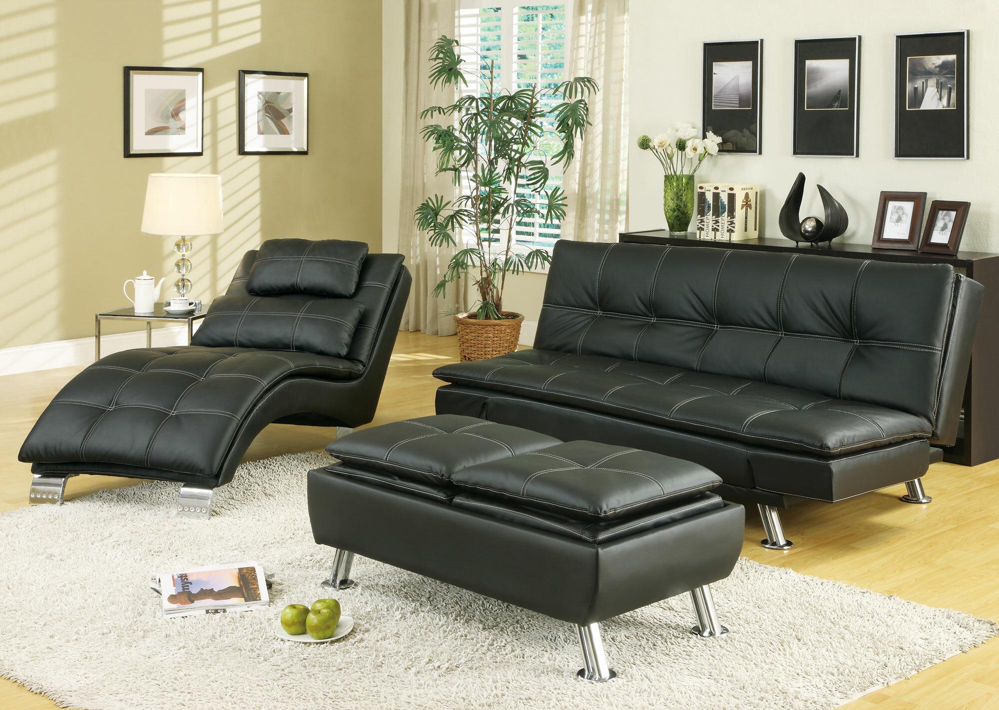 Bente Sleeper Configurable Living Room Set