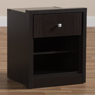 Hiawassee 1 Drawer Nightstand