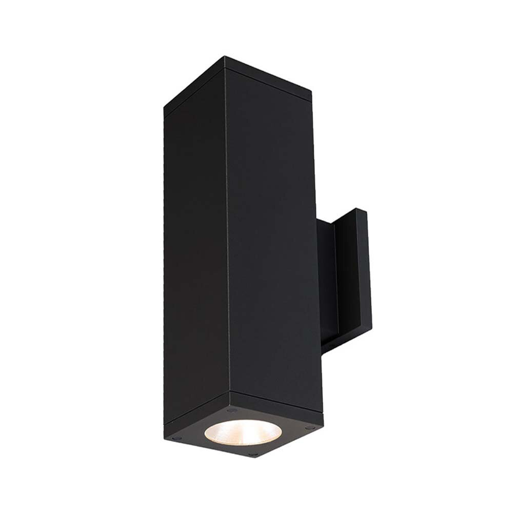 Wac Lighting Cube Architectural 2 Light Led Outdoor Armed Sconce Perigold
