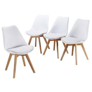 Buie Upholstered Dining Chair (Set of 4)