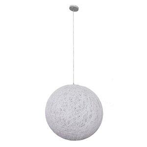 Philomena 1-Light Globe Pendant