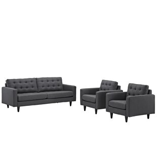 Buying Warren 3 Piece Living Room Set by Langley Street Reviews (2019) & Buyer's Guide