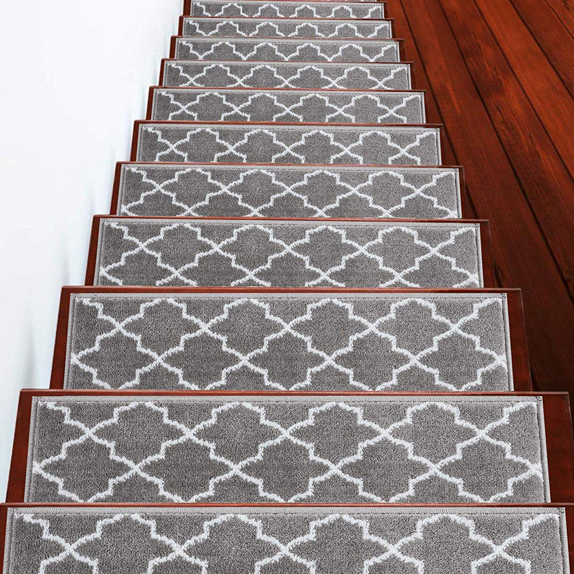 Canora Grey Stair Treads Stairs Slide