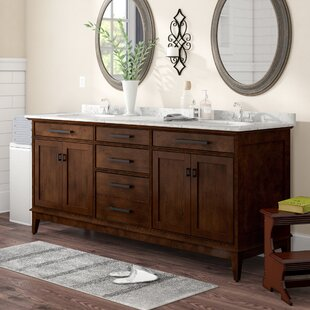 Check Prices Northfield 72 Double Bathroom Vanity Set By Andover Mills