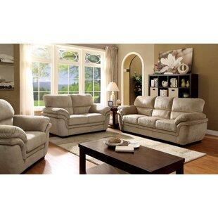 Dobson Configurable Living Room Set by Red Barrel Studio