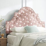 Song Upholstered Panel Headboard by Kelly Clarkson Home