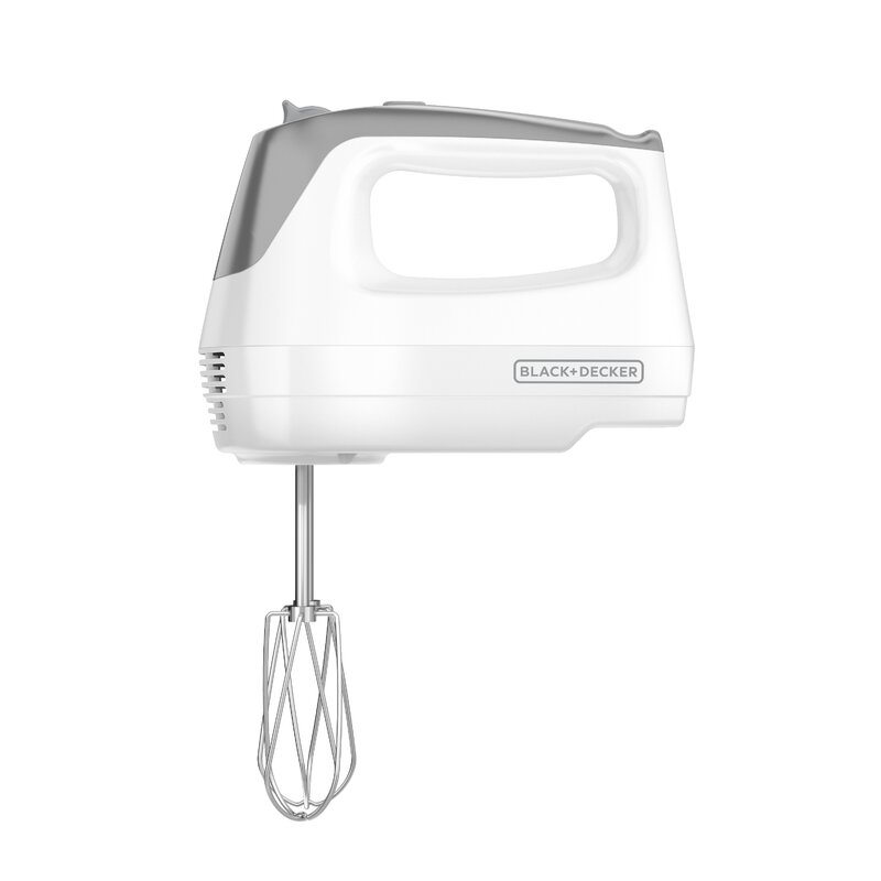 Black Decker 175 Watt Lightweight 5 Speed Hand Mixer Reviews Wayfair