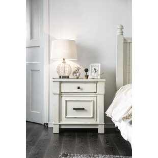 Brayson 2 Drawer Nightstand by Gracie Oaks