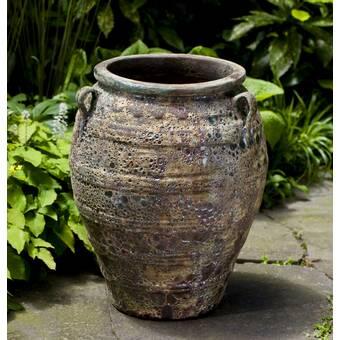 Bloomsbury Market Tavira Terracotta Pot Planter Reviews Wayfair