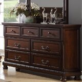 Carnell 7 Drawer Dresser by A&J Homes Studio