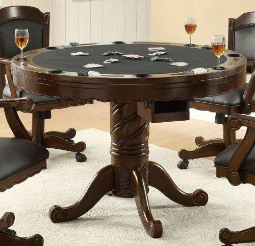Wildon Home ® Atlantic Poker And Bumper Pool Table | Wayfair