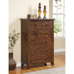Jacob 6 Drawer Chest