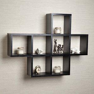 Cubby Wall Shelf