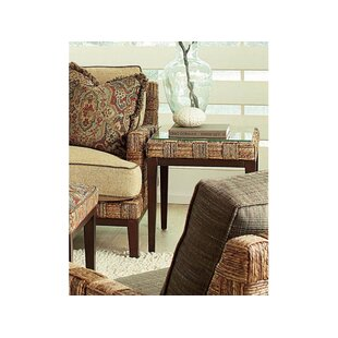 Abaca Island End Table