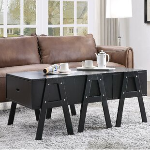Compare Senaida Extendable Coffee Table by Red Barrel Studio Reviews (2019) & Buyer's Guide