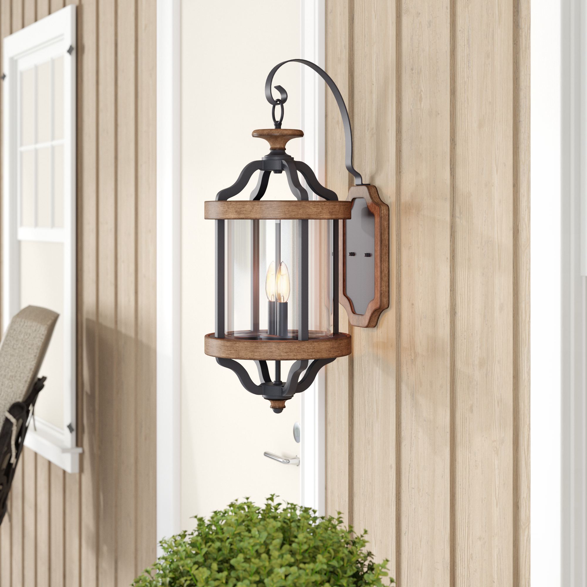 Farmhouse Rustic Outdoor Lighting Collections Birch Lane