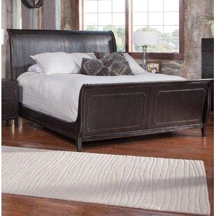 Leatherhead Sleigh Bed
