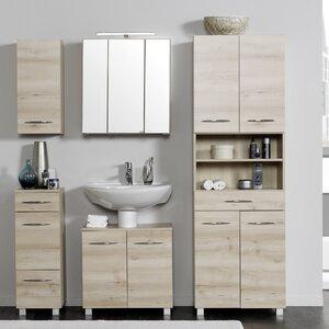 5-tlg. Badezimmer-Set Salerno von Held Möbel