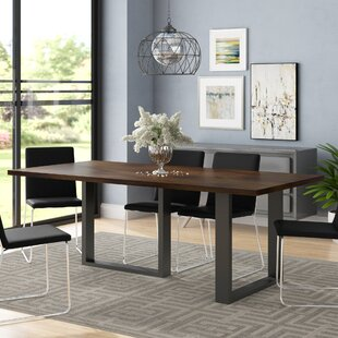 Macdonald Dining Table Ivy Bronx