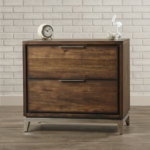 Miriam 2 Drawer Nightstand By Sunpan Modern