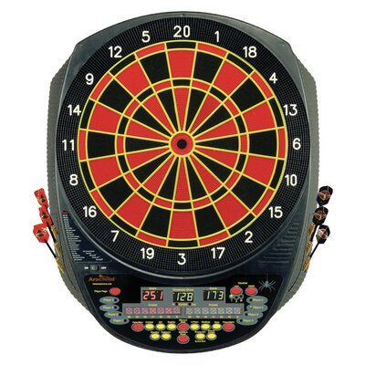 Arachnid Interactive 6000 Electronic Dart Board Game