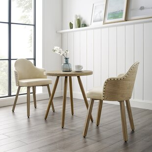 Lindbergh 3 Piece Dining Set Union Rustic