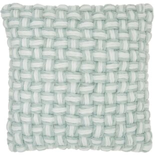 Breuer Basketweave Throw Pillow