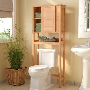 Muller 27 6 W X 66 8 H Over The Toilet Storage