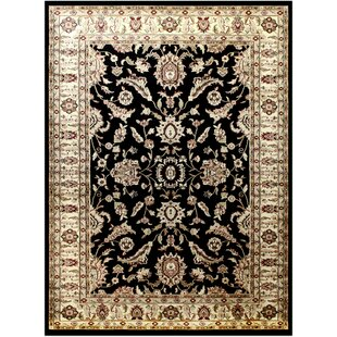 Best Reviews Black Area Rug By Brady Home