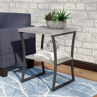 Lyon End Table Trent Austin Design