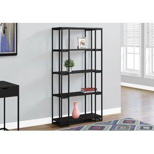 Darcia Etagere Bookcase Latitude Run