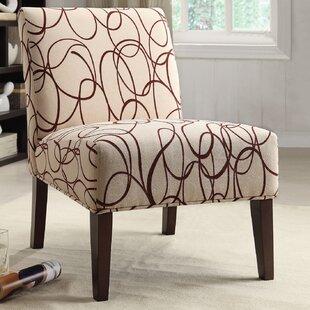 Margrett Slipper Chair by Ebern Designs