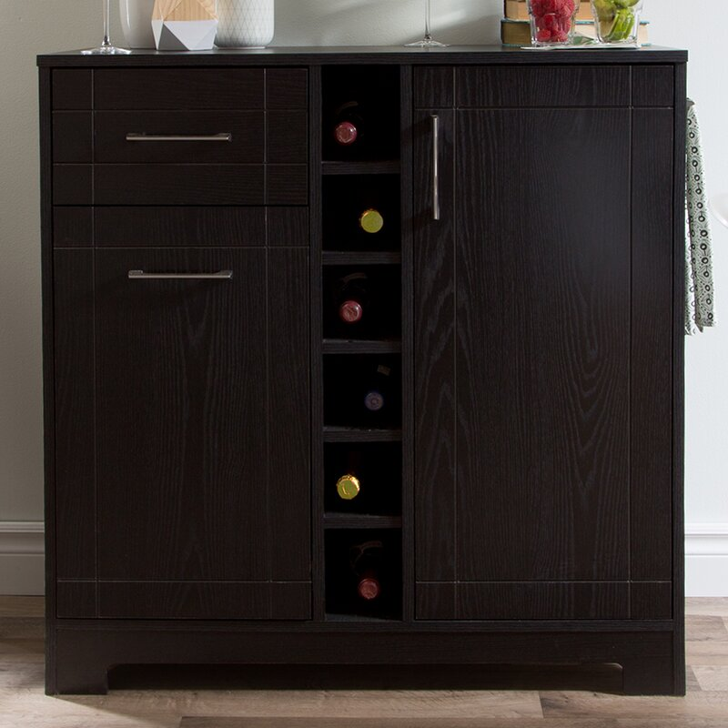 Captivating Vietti Bar Cabinet