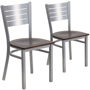 Alvera Dining Chair (Set of 2) Ebern Designs