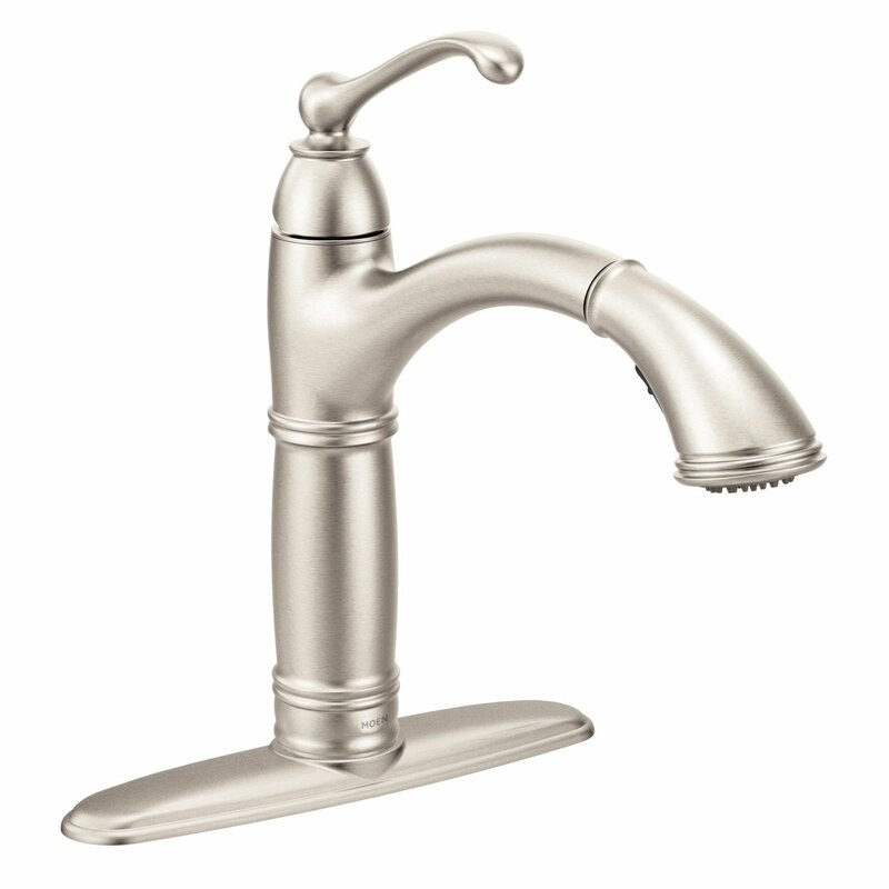 Moen Brantford Pull Out Kitchen Faucet