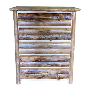 Rustic Arts® 5 Drawer Standard Chest