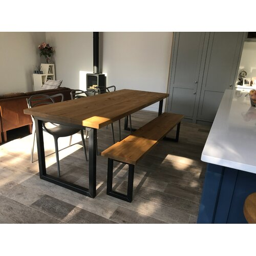 Gaskin Dining Table Williston Forge Table Top