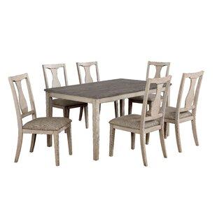 Tevis 7 Piece Dining Set