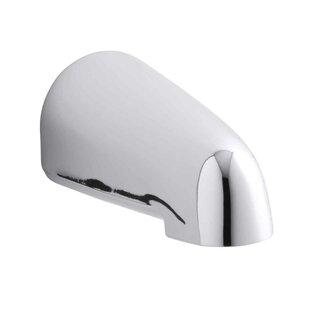 Check Prices Devonshire 4-7/16 Non-Diverter Bath Spout with Npt Connection ByKohler