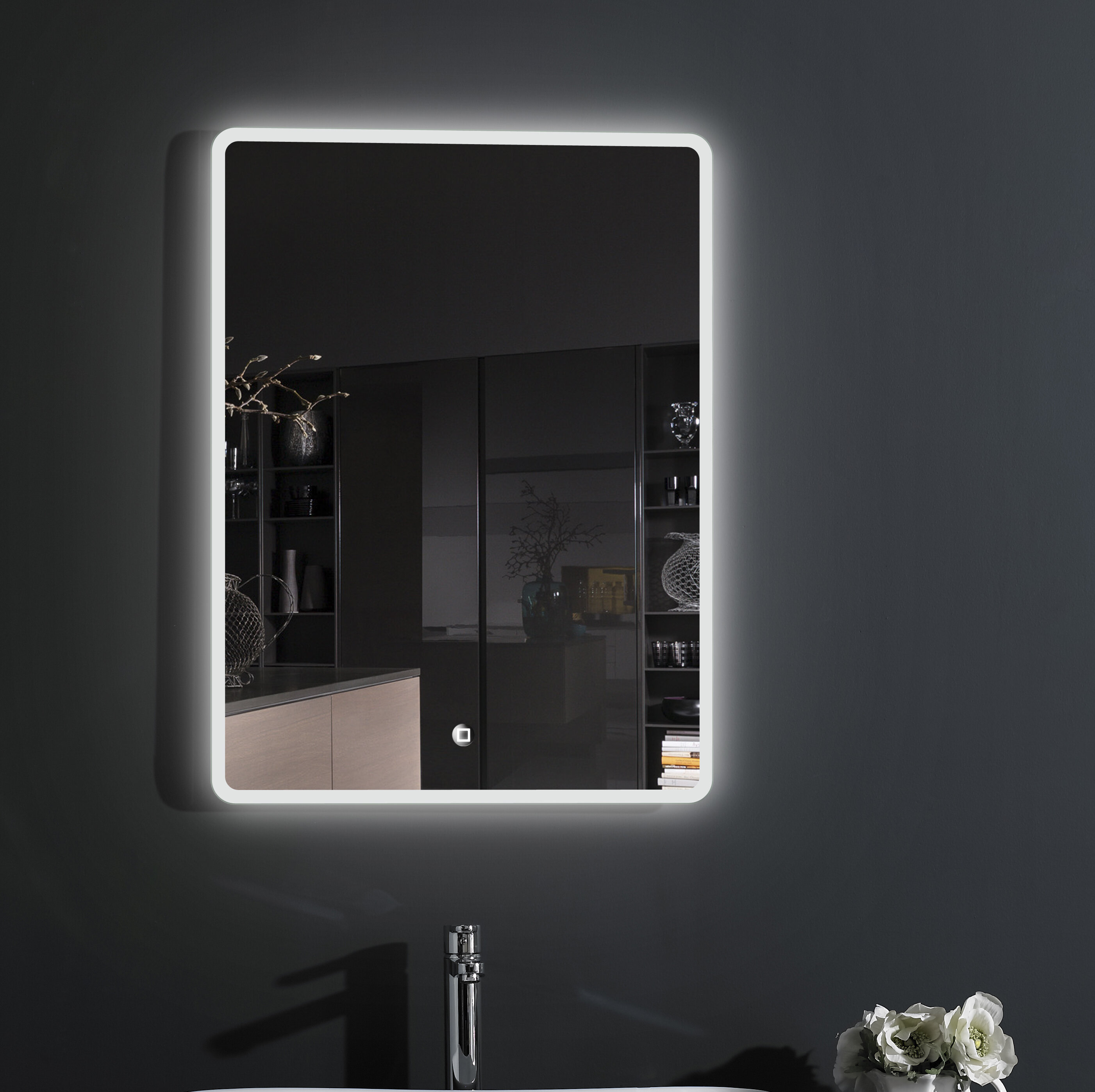 Croydex Led Bathroom Vanity Mirror Reviews Wayfair Co Uk