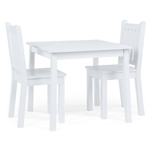 Wokingham Kids 3 Piece Writing Table and Chair Set